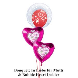 Ballon-Bouquet-In-Liebe-fuer-Mutti-Bubble-Heart